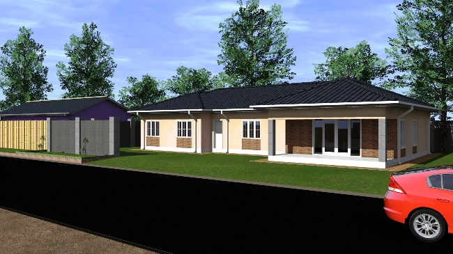 House plans with pictures in zimbabwe for Best house designs in zimbabwe