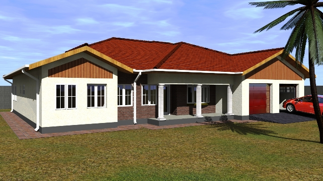 House plans zimbabwe building plans architectural services for Modern house plans and designs in kenya