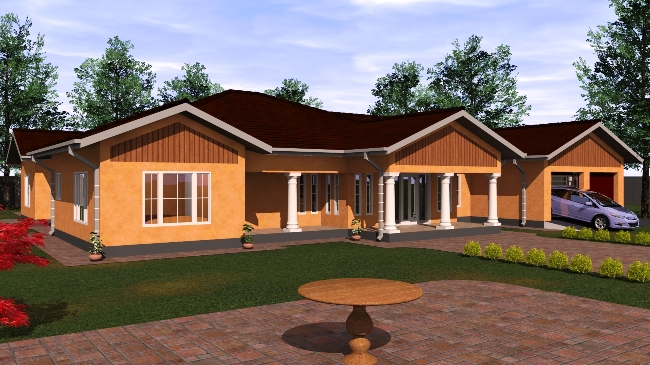 House plans zimbabwe home design and style for Best house designs in zimbabwe